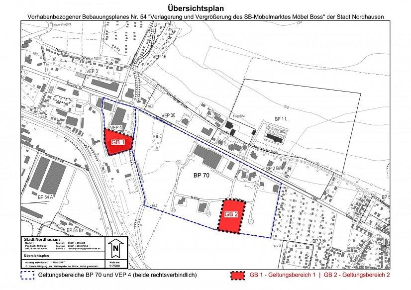 Ausschreibungen Stadt Nordhausen